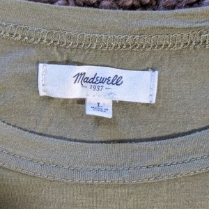Madewell Tops - 5 for $25! Olive Madewell 3/4 Sleeve Tee